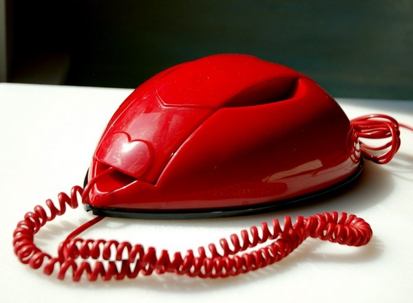 Сердечный телефон