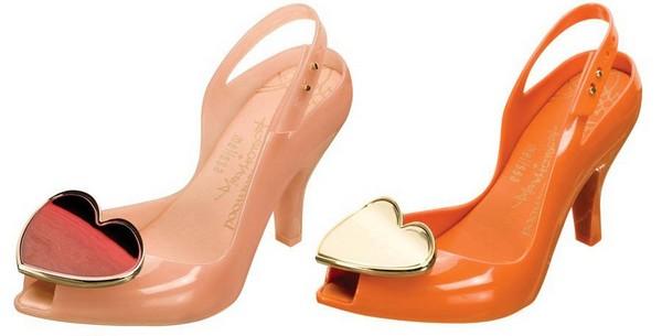 Сердечный туфли