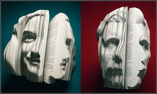 Объемные книги Geschreven Portretten