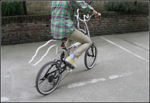 Horsey - велосипед-лошадка для повзрослевших детей