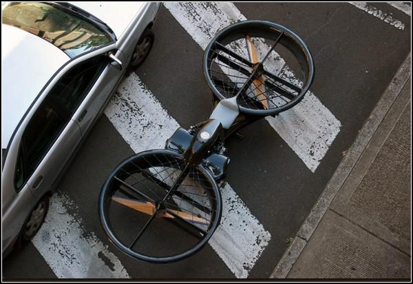 Hoverbike – первый в мире летающий мотоцикл