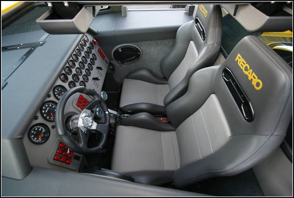 Автомобиль-амфибия Dobbertin HydroCar