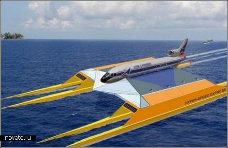 Самолет-катамаран
