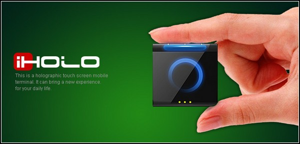 Голографический телефон iHolo