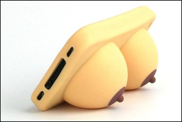 iBoobies – самый необычный чехол для iPhone