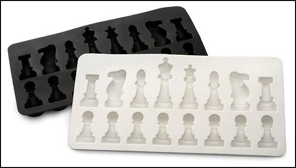 Ледяные шахматы Ice Speed Chess Set