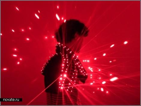 Лазерное нашествие
