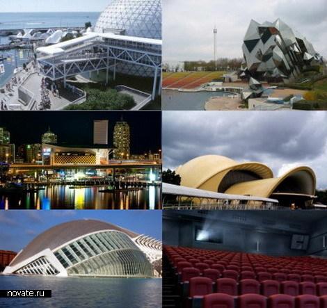 Кинотеатры IMAX