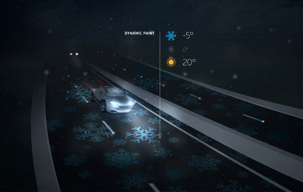 Интерактивные дороги Smart Highway