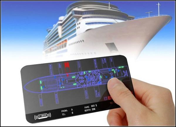 Электронный билет для пассажиров круизных лайнеров