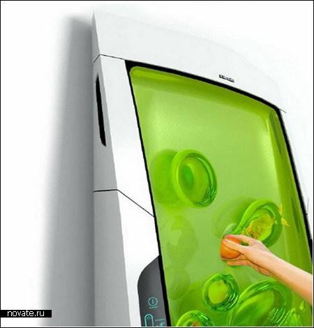 Вместо холодильника – биогель