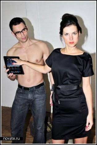 iTee и iDress: одежда для iPad