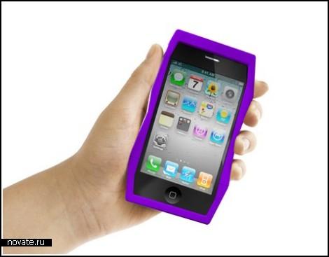 Многофункциональная подставка под iPhone