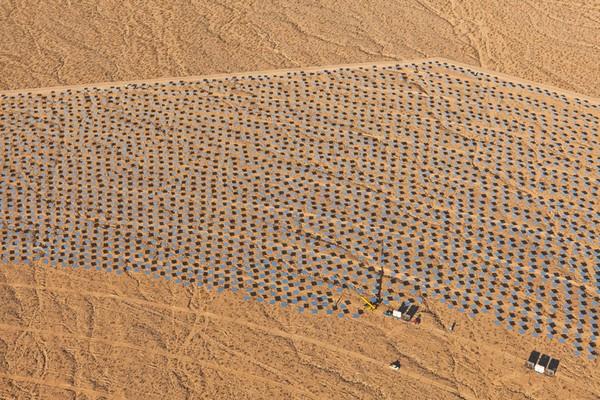 Ivanpah — гигантский Город Солнца в пустыне Мохаве