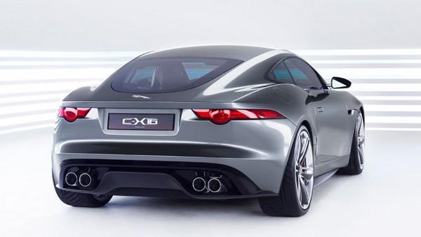 Jaguar C-X16 – сексуальный, дорогой и «зеленый»