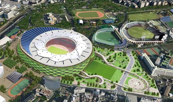 Проект от Mitsuru Man Senda и Environmental Design Institute, Япония
