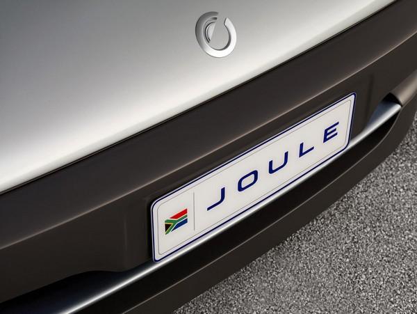 Joule – первый африканский электромобиль