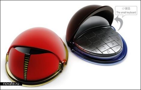 Мышка-автомобиль для владельцев ноутбуков