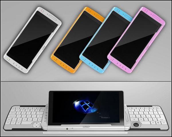 LOGO: полноценный компьютер в мобильном телефоне