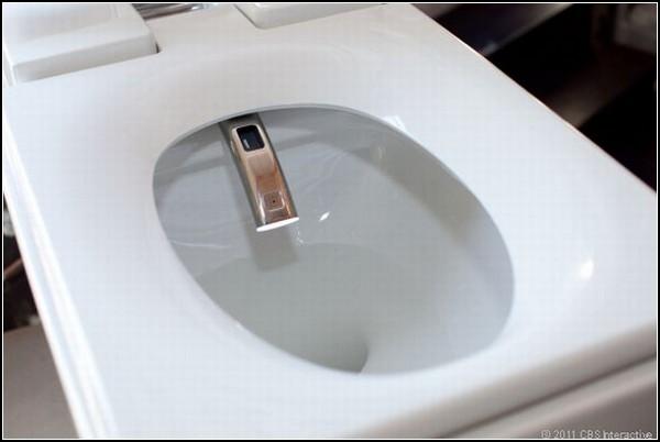 Умный туалет от Kohler