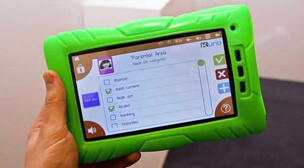 Kurio – планшет для детей