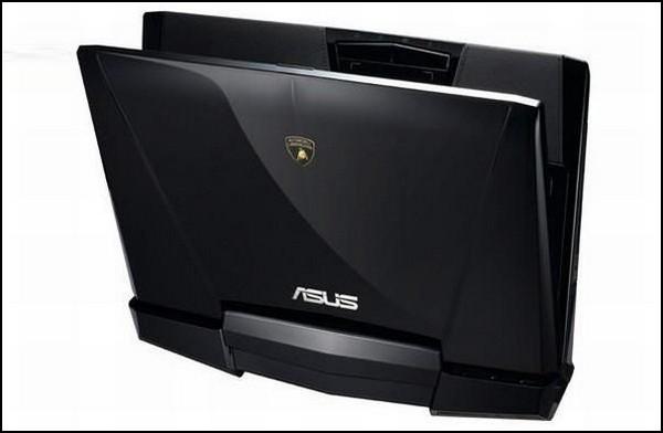 Игровой ноутбук от Asus в стиле Lamborghini