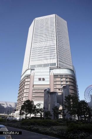 Лифт-великан из Японии