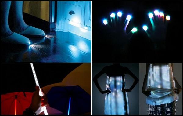 Изделия со светодиодами