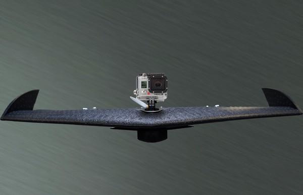 Lehmann LA100 – самолет для съемки с помощью GoPro