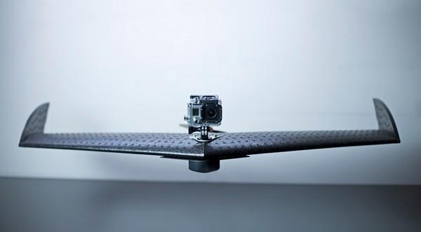 Lehmann LA100 – планер для съемки с помощью GoPro