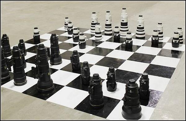 Самые фотографические шахматы