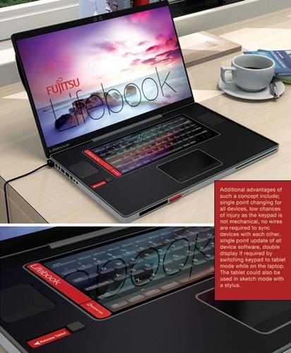 Lifebook – ноутбук, объединяющий все наши гаджеты