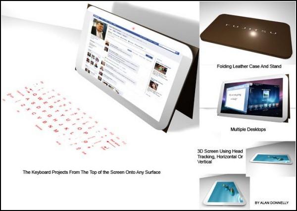Планшет LifeBook, который не любит прикосновений