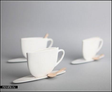 Очень тонкие чашки