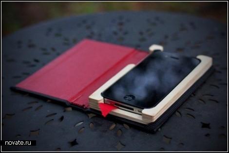 Шпионская книга для владельцев iPhone и iPad