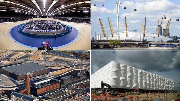 «Зеленые» сооружения Олимпийских Игр в Лондоне