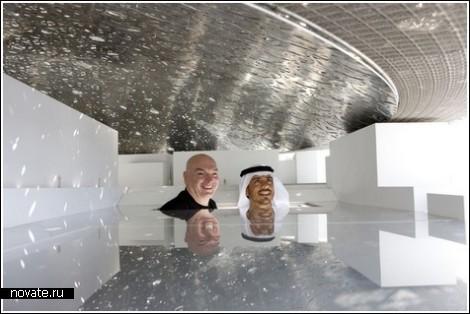 Лучистая крыша аравийского Лувра