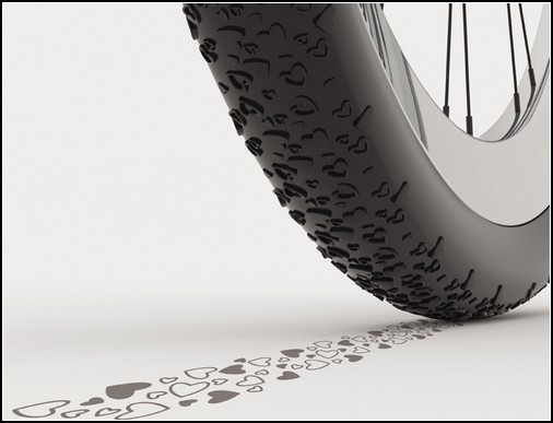 Любвеобильные велосипедные шины