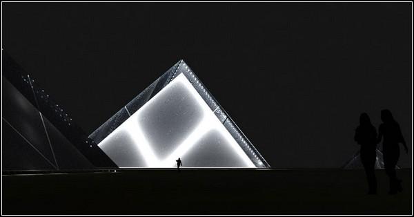 Солнечные пирамиды для Саудовской Аравии