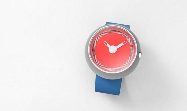 Gravitistic – красивые часы с магнитными стрелками