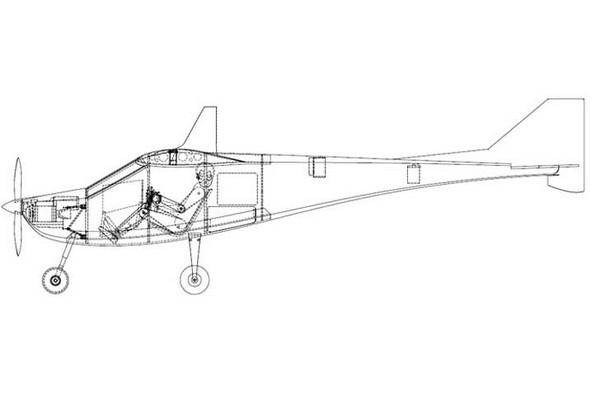 Сделай сам: самолет-конструктор с открытым кодом MakerPlane.