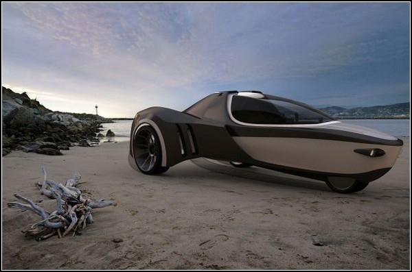 Автомобиль-амфибия Manta
