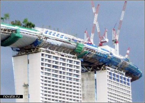 Летучий корабль – отель в Сингапуре