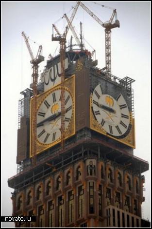 Самые большие часы в мире