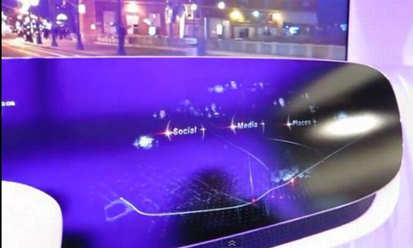 DICE – интеллектуальная система управления автомобилем от Mercedes-Benz