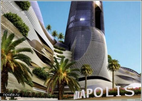 Башня Miapolis – будущий мировой рекордсмен