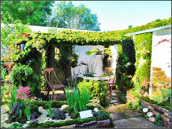 Секретный сад на крыше от Казуюки Ишихары (Kazuyuki Ishihara)