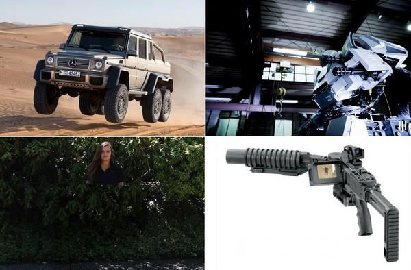 Современные военные технологии