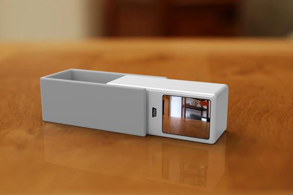 Ka-mu-ra – угловатая миниатюрная фотокамера