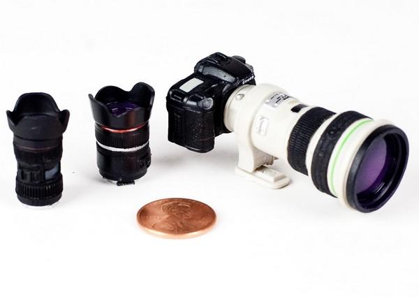 Photojojo Mini Model Camera – миниатюрная камера со сменными объективами